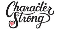 Character Strong Logo
